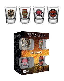 Supernatural - Shot Glasses