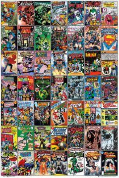 DC Comics - Comic Covers