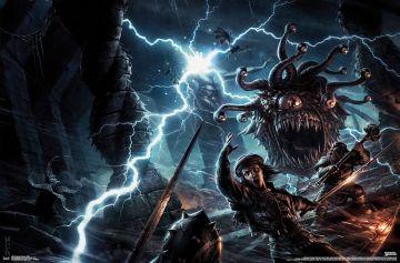 Dungeons & Dragons - Battle
