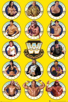 WWE - LEGENDS CHROME
