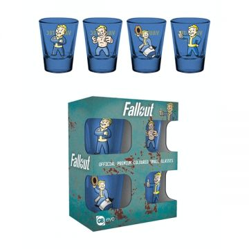 Fallout Vault Boy - Shot Glasses