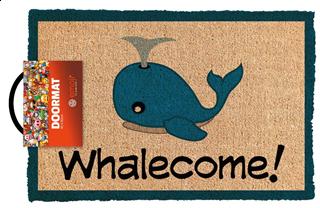 Emoji - Whalecome Doormat