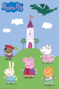 PEPPA PIG - CASTLE
