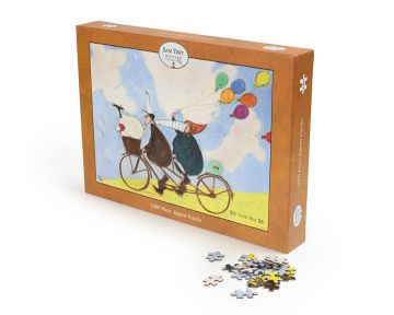 Sam Toft - Be Who You Be Jigsaw Puzzle