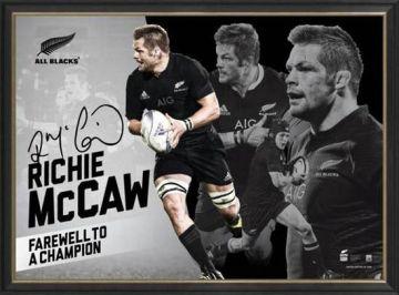 All Blacks - Richie McCaw Farewell