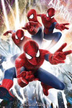 Spiderman 2 - Collage