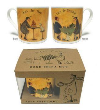 Sam Toft - Tea For Two Tea for Three Mug