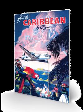 Piddix - Carribean Wooden Wall Art