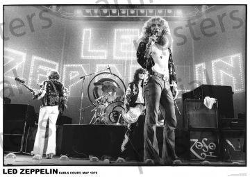Led Zeppelin - Earls Court 75
