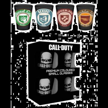 Call Of Duty - Shot Glasses