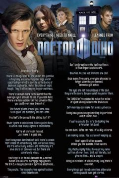 Dr Who - Everything I Know