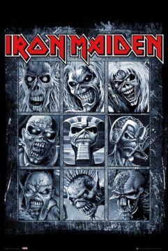 IRON MAIDEN - EDDY IMAGES