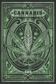 Organic Home Grown Cannabis