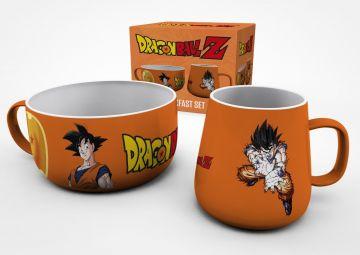 Dragon Ball Z - Breakfast Set