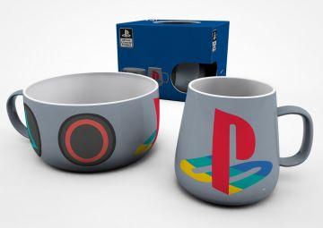 Playstation - Breakfast Set