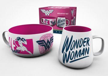 Wonder Woman Brave - Breakfast Set