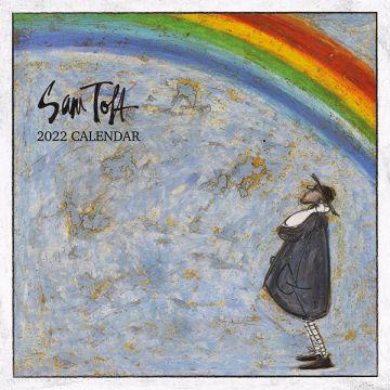 Sam Toft - 2022 Calendar - Due in October
