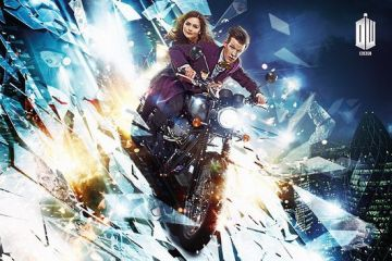 DR WHO - MOTORCYCLE