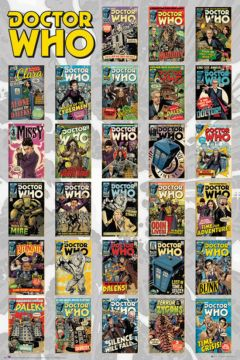 DR WHO - COMIC COMPILATION