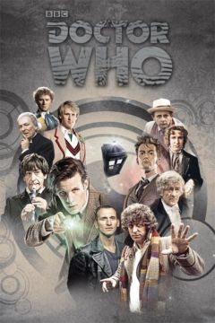 DR WHO - DOCTORS THROUGH TIME
