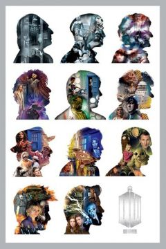 DR WHO - SILHOUETTE