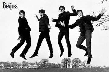THE BEATLES - JUMPING