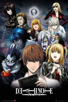 Death Note - Collage