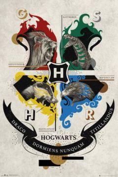 Harry Potter - Animal Crest