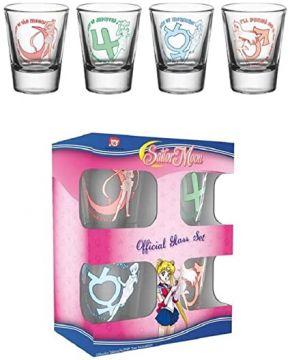 Sailor Moon - Shot Glasses