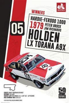 Holden - 1979 Bathhurst Winner