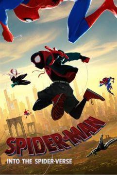 Marvel Spiderverse - City Sunrise