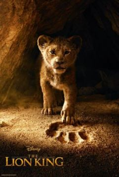 The Lion King - Paw Print