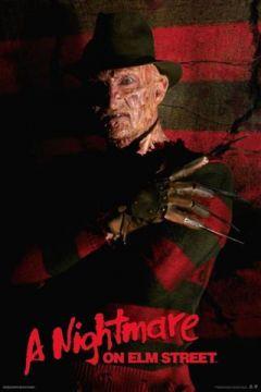 Nightmare On Elm Street - Freddy Krueger