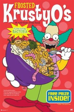 The Simpsons - Krusty O's