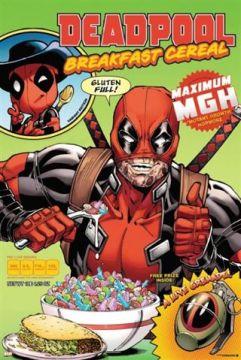 Deadpool - Cereal