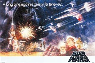 Star Wars - A New Hope Landscape