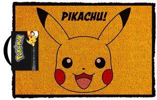 Pokemon - Pikachu Door Mat