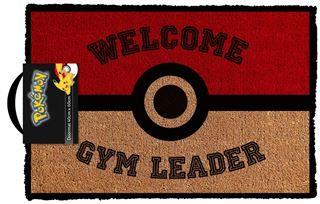 Pokemon - Welcome Gym Leader Door Mat