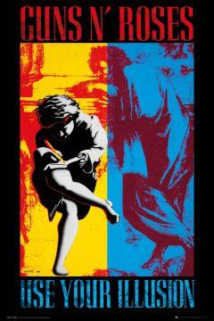 Guns N Roses - Illusion