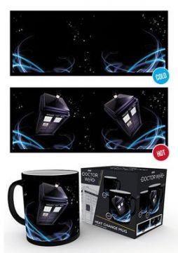 Doctor Who - Tardis Heat Changing Mug