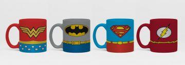Justice League - Espresso Mug Set