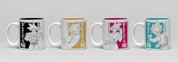 Dragon Ball Z - Espresso Mug Set