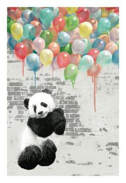 Panda - Balloons