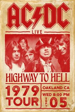 AC/DC - Highway To Hell Tour