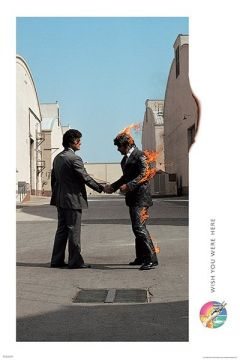 Pink Floyd - Wish You Were Here Flames