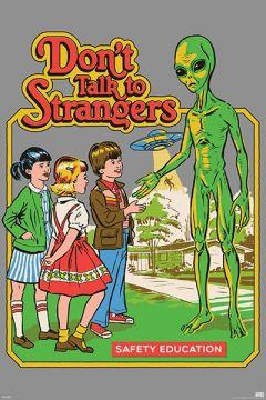 Steven Rhodes - Don't Talk To Strangers