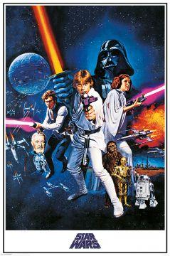 Star Wars - A New Hope Onesheet