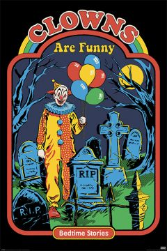 Steven Rhodes - Clowns Are Funny
