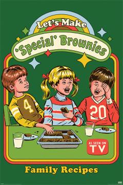 Steven Rhodes Special Brownie