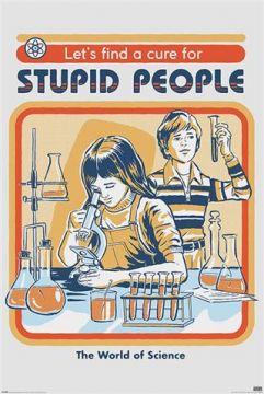 Steven Rhodes - Stupid People